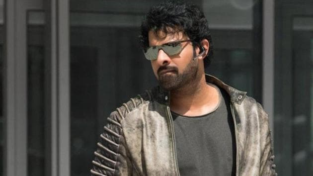 Prabhas is coming off the back-to-back success of the Baahubali films.