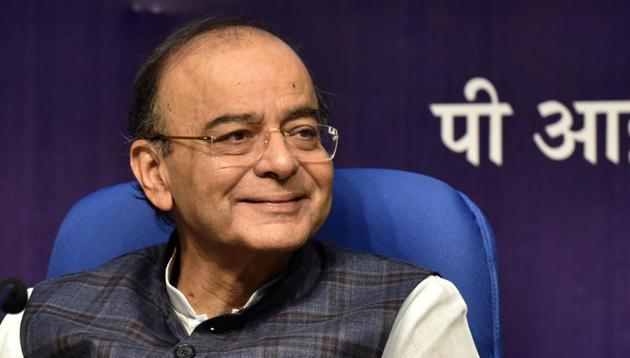 Former finance minister Arun Jaitley passed away on Saturaday. He was 66.(HT Photo)