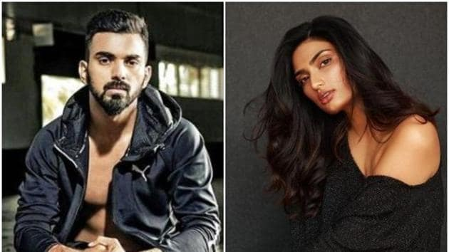 Reports suggest Athiya Shetty is dating cricketer KL Rahul.(Instagram)