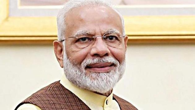 """Prime Minister Narendra Modi on Friday said that while there may be differences between individuals and organisations, there should be space in public life for """"differing streams"""" to listen to each other's point of view.(ANI Photo)"""