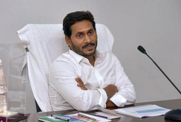 Andhra Chief Minister YS Jagan Mohan Reddy government's 100 days have seen welfare measures and controversial decisions in equal measure(PTI Photo)