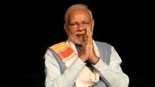 Party state headquarters will send copies of a book on PM's life and achievements to intellectuals and those working in different walks of life on PM's birthday.(HT FILE)