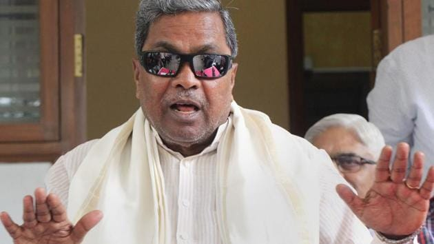 The Congress leader had reportedly made the comment when a reporter asked his reaction to JDS workers blaming him for the collapse of the alliance government.(PTI Photo)