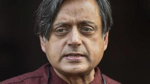 Delhi Police had said Tharoor's wife Sunanda's body had as many as 15 injury marks caused by blunt force.(PTI Photo)