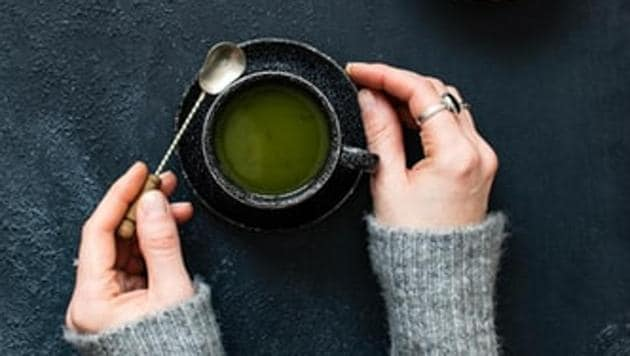 Consuming green tea along with dietary iron may reduce green tea's benefits. If you drink green tea after an iron-rich meal, the main compound in the tea will bind to the iron.(Unsplash)