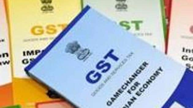 First, time gross GST dropped in June when the collection was Rs 99,939 crore.(PTI Photo)