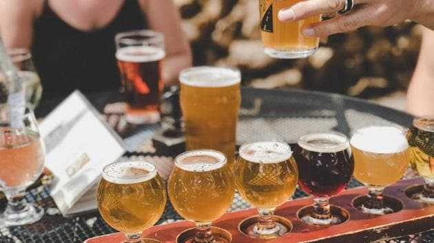 The best way to ward off a hangover is to drink in moderation and to be aware of the risks that come with consuming a lot of alcohol.(Unsplash)