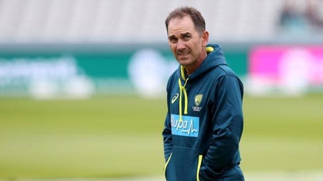 Australia head coach Justin Langer(Action Images via Reuters)