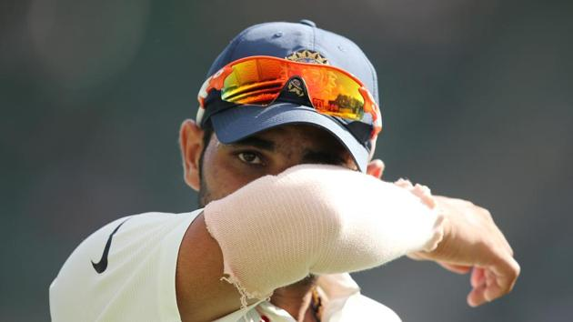 File image of Mohammed Shami(Getty Images)