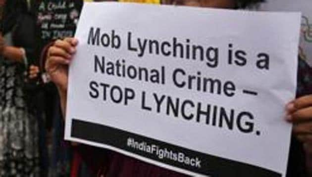 While the epidemic of lynching wasn't born out of a flaw in the justice system, it is in effect, a rejection of it(REUTERS)