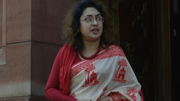 The 49-year-old Satabdi Roy had written to ED in July offering to return the money.(Photo: IANS)