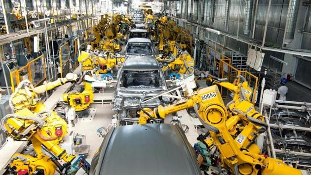 The auto and component makers in and around Manesar have shed thousands of jobs.(Mint photo)