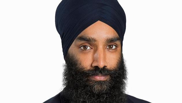 Gurratan Singh is a member of provincial parliament in Ontario, Canada(. Handout/Ontario NDP/Toronto Sun/Postmedia Network)
