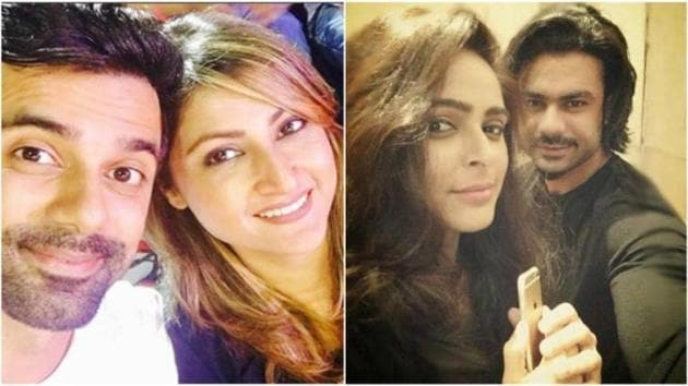 Actors Vishal Aditya Singh, Madhurima Tuli, Urvashi Dholakia and Anuj Sachdeva were earlier eliminated from Nach Baliye 9.