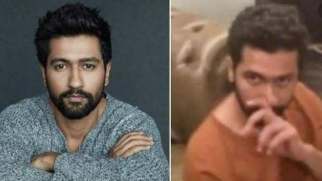 Vicky Kaushal is among the busiest actors in Bollywood with four major films in his kitty.(Instagram)