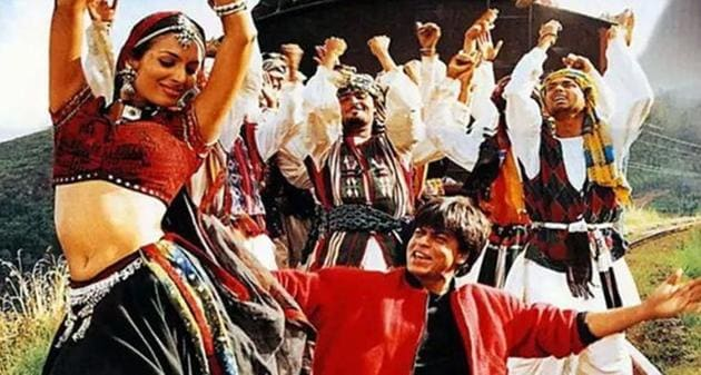 'Item songs' work, when like Chaiyya chaiyya (Dil Se) they celebrate sensuality.