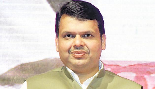 Mumbai Chief minister Devendra Fadnavis on Thursday said Dr Babasaheb Ambedkar had opposed incorporating Article 370 in the Constitution.(Yogen Shah)