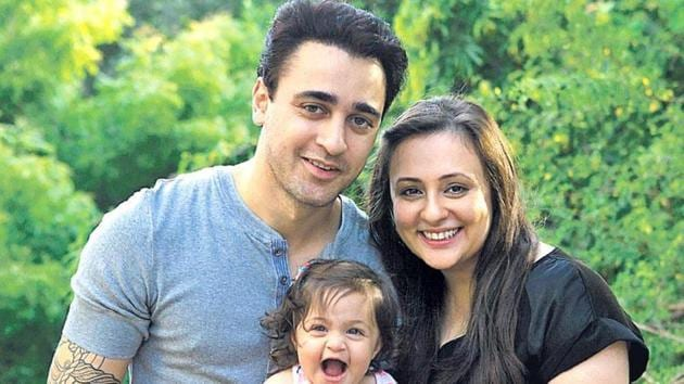 Imran Khan and wife Avantika Malik are reportedly staying separately.