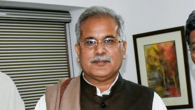 Baghel said that land allotment rates in industrial areas would be reduced by 30% and lease rent rate would be reduced from 3% to 2%.(PTI FILE)
