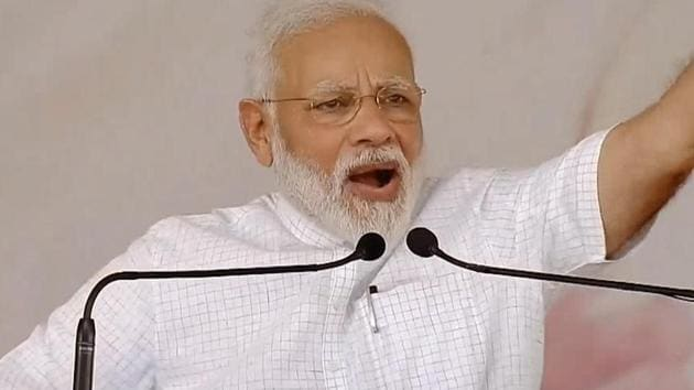 Prime Minister Narendra Modi addressed a public rally in Haryana's Rohtak. He was seeking support for Manohar Lal Khattar, the incumbent CM seeking re-election in the upcoming state polls. PM Modi's rally coincided with his government at the Centre completing 100 days in office. PM Modi cited the Centre's major decisions on issues like Jammu and Kashmir's special status, and assistance to farmers, to woo the electorate. The Prime Minister also hailed the 'ISRO spirit' in the country, with regard to the Chandrayaan 2 mission.