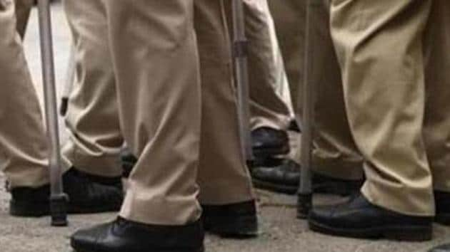 Three policemen were injured in the attack and they were admitted to Aurai primary health centre, sources said.(File photo)