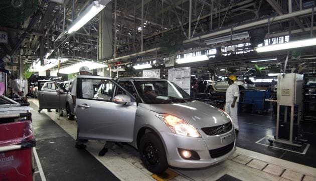 Suzuki Motor India has decided to adopt a wait and watch strategy before finalising on setting up a new manufacturing plant in India.