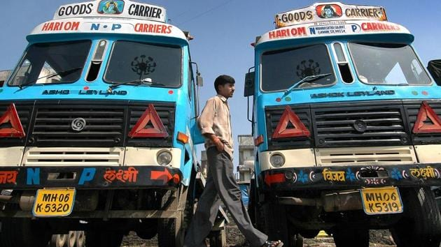 Ashok Leyland on Monday announced non-working days at its various manufacturing facilities following weak demand.