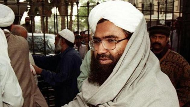 Jaish-e-Mohammed (JeM) chief Maulana Masood Azhar(AFP file photo)