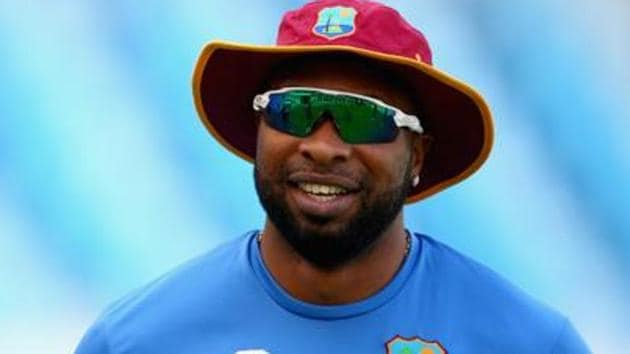 A file photo of new West Indies ODI and T20I captain Kieron Pollard.(Getty Images)
