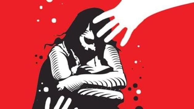 A man was booked on Saturday for allegedly raping and threatening to kill a woman at a village in Pataudi. Police said that the man is the son of the woman's sister-in-law.(Representative Image)