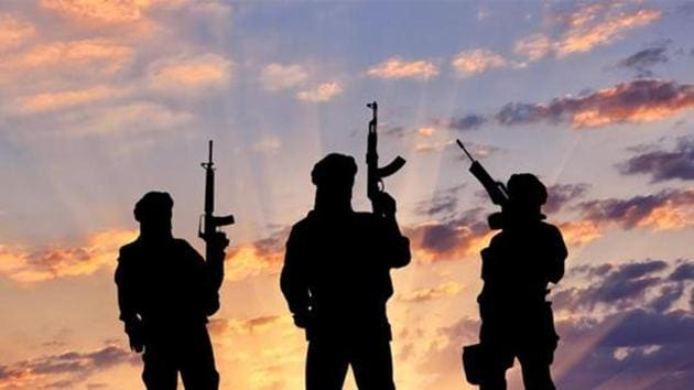 Indian Army have received intel of terrorist attacks on the peninsular region of the nation.(HT PHOTO)