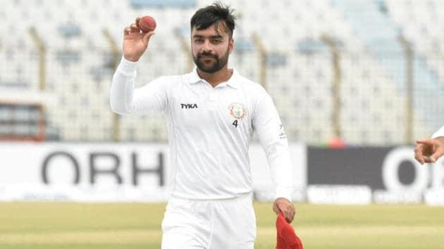 Rashid Khan was the star of the match(ICC)