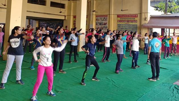 As many as 57 specially abled school girls participated in Delhi Police's two-week long self defence training program, Delhi police said on Monday. (Photo Hindustan Times/Representative Image)