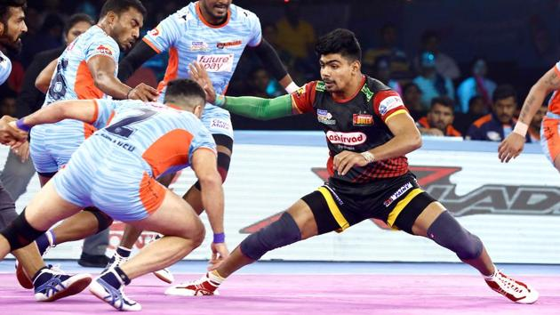 Bengal Warriors defeated Bengaluru Bulls in PKL 2019.(PKL)