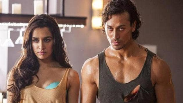 Tiger Shroff and Shraddha Kapoor worked together in Baaghi earlier.