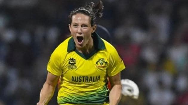 Australia pacer Megan Schutt(Twitter)