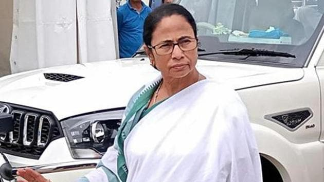 Govwernment lawyer Radhakanta Mukherjee said that Mamata Banerjee was ready to depose as witness via videoconferencing. But it could not be arranged.(ANI Photo)