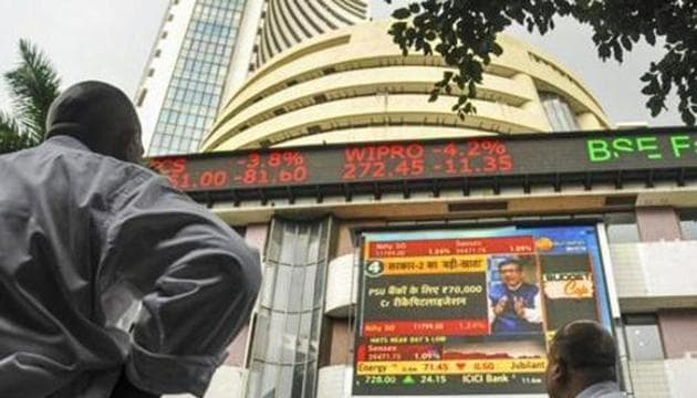Indian shares rose on Thursday, in line with broader Asia, buoyed by signs of de-escalation in the Sino-U.S. trade war.(PTI Photo)