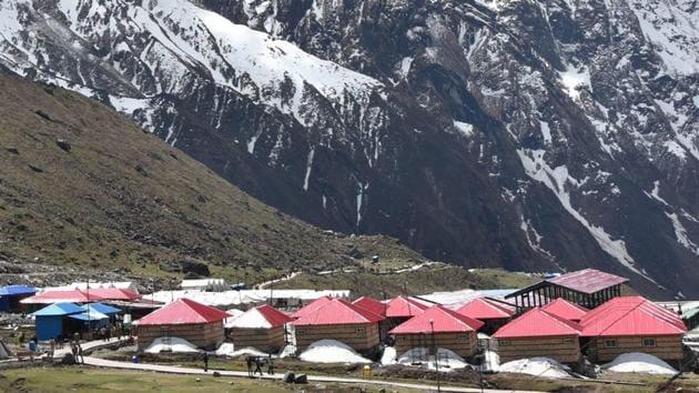 Kedarnath is one of the popular Char Dhams in the state of Uttarakhand.(Uttarakhand State Govt.)