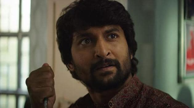 Gang Leader movie review: Nani shows off his comedic chops.