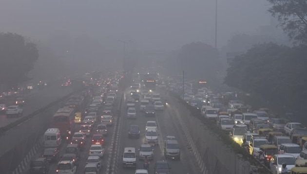 It is important, however, to tread with caution and for governments to understand that they must adopt a systematic and transparent process to track air quality improvements over the years.(HT image)