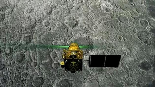 In the 60 years since Luna 2 (officially called the Second Soviet Cosmic Rocket), humans have sent many missions to the moon — the latest of which is India's Chandrayaan-2(PTI)