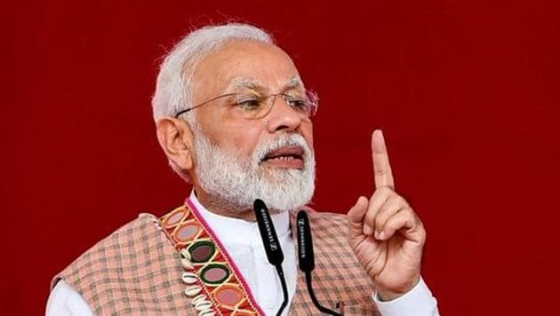 What if Narendra Modi did not mention Pakistan at all in his upcoming speech at the 74th United Nations General Assembly (UNGA) debates?(PTI)