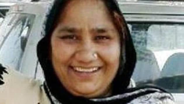 Bimla Chaudhary, Pataudi MLA(HT Photo)