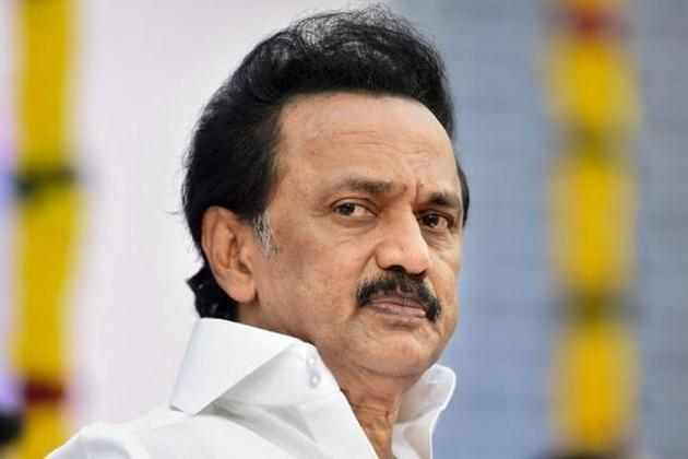 While Amit Shah says Hindi can unite the nation, DMK's MK Stalin has demanded that the home minister take back his statement.(PTI Photo)