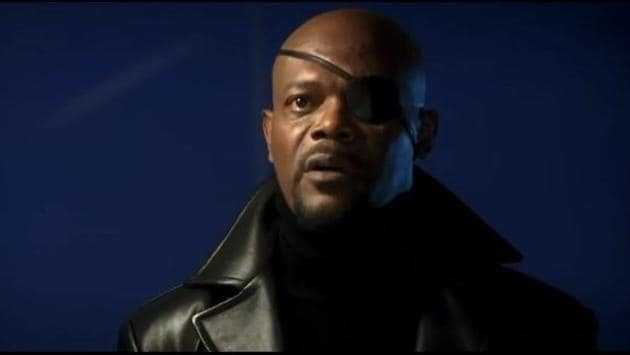 """04/10 Iron Man (Post Credit Scene) """"When Nick Fury Talks To Iron Man About The Avengers Initiative"""""""