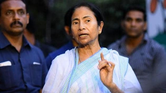 Trinamool chief Mamata Banerjee has pointed out that Bengali Hindus constituted the largest group among the final list of 1.9 million left out of Assam NRC.(HT File Photo)