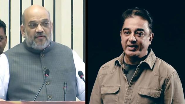 Actor-turned-politician Kamal Haasan slammed Home Minister Amit Shah for his one nation, one language push. In a video uploaded on social media, Kamal Haasan said that Indians were promised unity in diversity when the country became a republic and no Shah, Sultan or Samrat can renege on that promise. He further added that battle to save their language will be far more intense than the Jallikattu agitation.