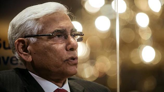 A file photo of CoA chief Vinod Rai.(Bloomberg via Getty Images)