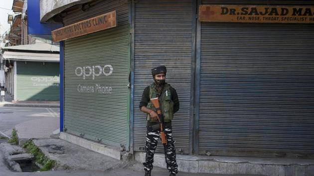 The Supreme Court is scheduled to hear on Monday pleas challenging abrogation of provisions of Article 370(PTI)